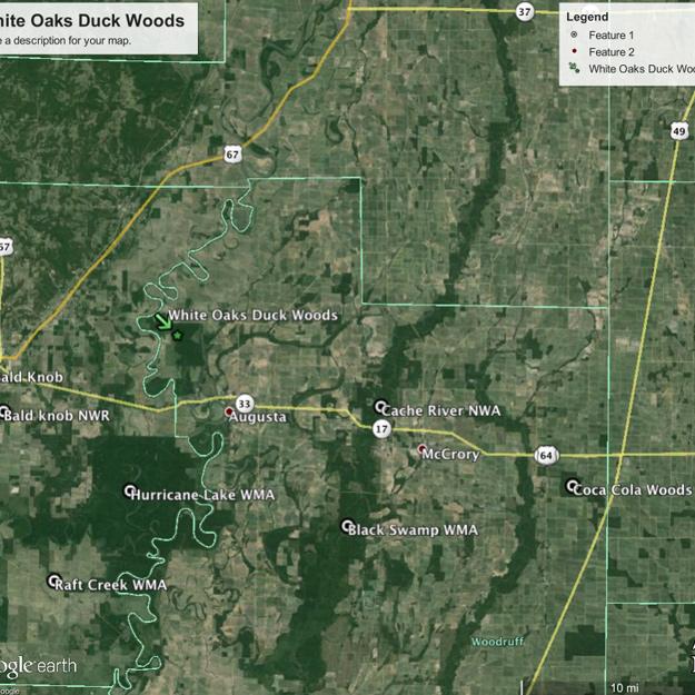 White Oak Development | Woodruff County