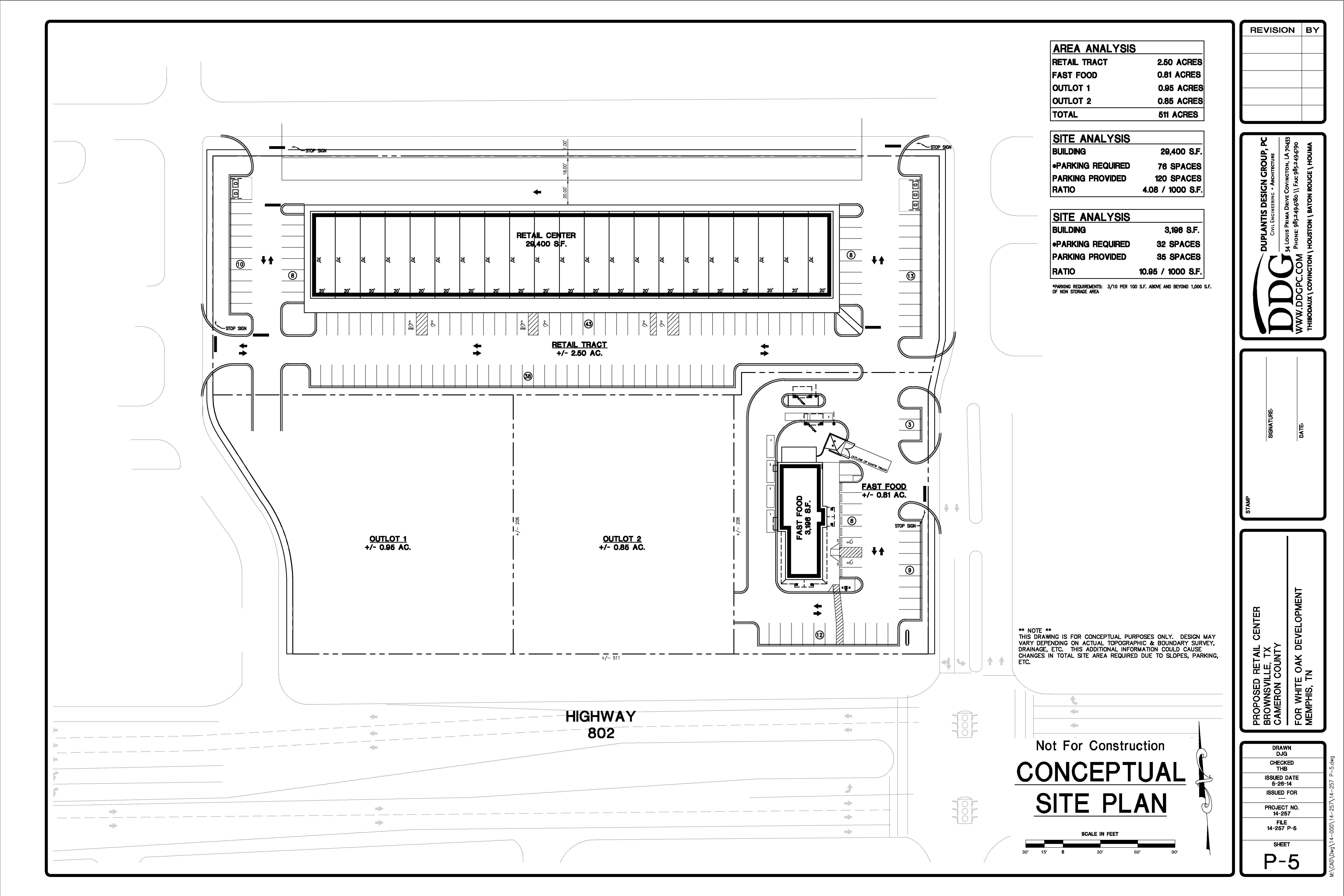 View Site Plan