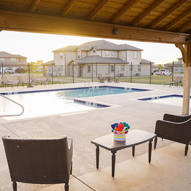 Oak manor - Big Spring, TX